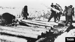 Заключенные ГУЛАГа, 1940 год
