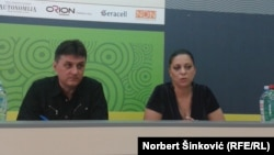 Korisnici kredita Stojan Polić i Mirjana Uzelac