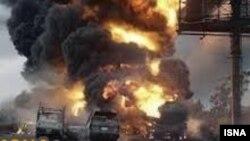 این تصادف حوالی ظهر پنجشنبه در کیلومتر ۴۰ محور اهواز – هفتگل رخ داده است