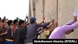 Демонстраци во Басра