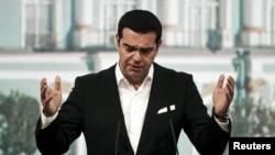 Kryeministri grek, Alexis Tsipras.