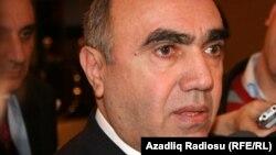Baş prokuror Zakir Qaralov, Bakı, 15 aprel 2011