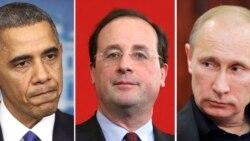Сегодня в Америке: Запад и высадка Путина в Нормандии