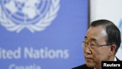 Sekretari i përgjithshëm i OKB-së Ban Ki-mun