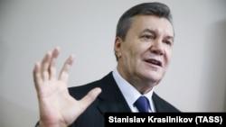 Віктор Янукович у Москві, грудень 2016 року