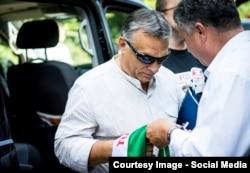 Viktor Orban primit în Ținutul Secuiesc