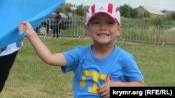 День кримськотатарського прапора, Сімферополь, 26 червня 2014 р.