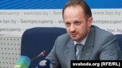 Раман Бясьсьмертны, былы амбасадар Украіны ў Беларусі