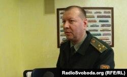 Представник Міністерства оборони