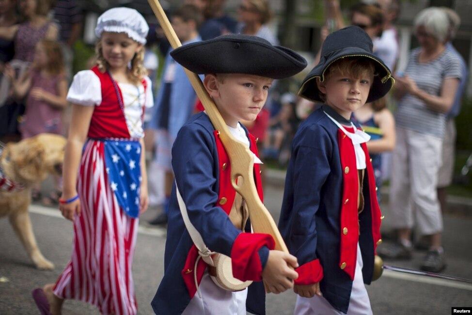4 июля 1776 - как все начиналось: