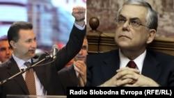 Груевски му пиша писмо на Пападимос