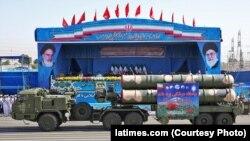 İranda hərbi parad