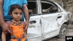حملات تروریستی در بغداد در چند روز اخیر