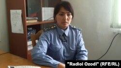 Гулбаҳор Сафарзода