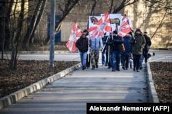"""Акция """"православных активистов"""" против закона о домашнем насилии, 23 ноября 2019 года"""
