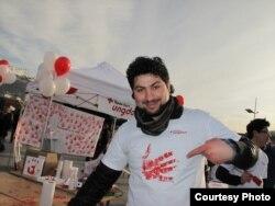 Али Ватти. День красных рук. Февраль 2011 года
