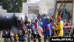 Урта гасыр сугыш уеннары фестивале