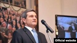 Претседателот на Хрватскиот Парламент Борис Шперм