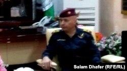 قائد شرطة ميسان اللواء الركن محمد الزبيدي