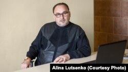 Адвокат, юрист Крымской правозащитной группы Юрий Гришин