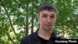 Тюмень. Гражданский активист Николай Ламбин. Фото Дарьи Мышленниковой