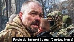Віталій Олешко убитий 31 липня 2018 року у Бердянську