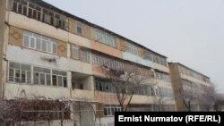 Ош қаласы. Қырғызстан, 23 желтоқсан 2012 жыл. (Көрнекі сурет)
