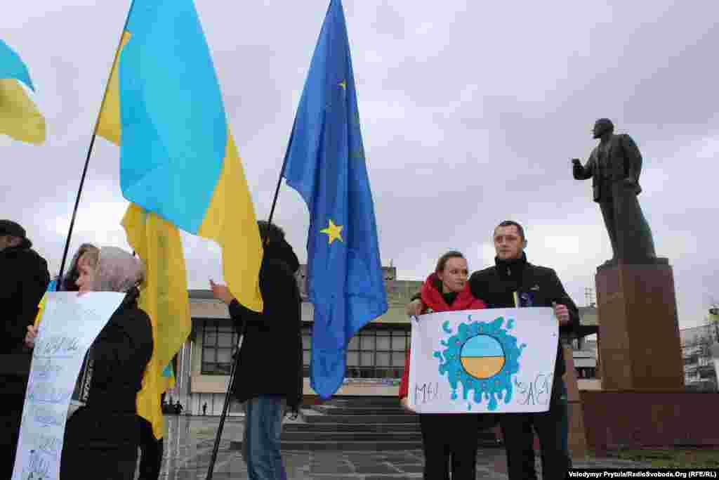 Кримчани підтримують ЄС