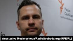 «Ukrain diversantları davası» boyunca mahküm etilgen Yevğen Panovnıñ qardaşı İgor Kotelânets