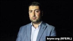 Делегат Курултая крымских татар Асан Эгиза