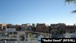 El Quna kurort şəhəri