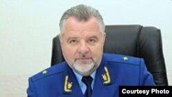Заместитель прокурора Московской области Александр Игнатенко