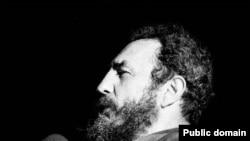 فیدل در حال سخنرانی در هاوانا در سال 1978 میلادی