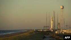 Raketa Antares e kompanisë Orbital Sciences