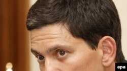 Miliband added that it's clear the attacks originated from Pakistani territory, however.