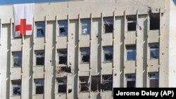 Granatiranje Vojne bolnice