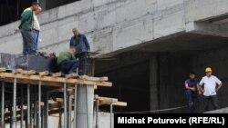 Izgradnja infrastukture, ilustrativna fotografija