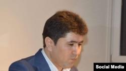 Sharofiddin Gadoev (file photo)