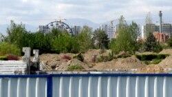 """Aşgabat: Ýene-de abat seýilgäh """"bibatlanýar"""""""