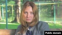 """Екатерина Соколова. Фото профсоюза """"Учитель"""""""