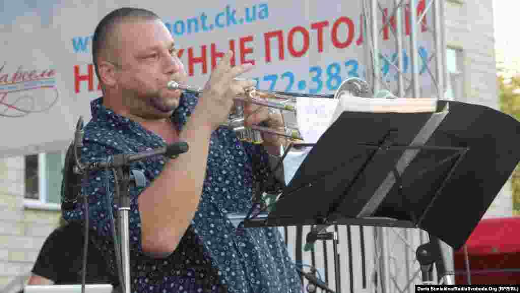 ХІ відкритий джазовий фестиваль «JAZZ Діліжанс – 2012»
