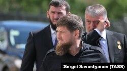 Кадыров на фоне Даудова и Делимханова