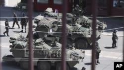 силите на КФОР на северот од Косово