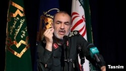 غلط نیست اگر گفته شود سلامی پر صلاترین صدا در درون مجموعه سپاه در دفاع از «جبهه مقاومت» و غربستیزی در دهه اخیر بوده است.