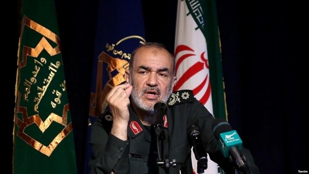 Resultado de imagem para Hossein Salami