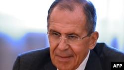 Ministri i Jashtëm rus, Sergei Lavorv.