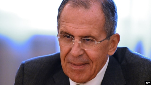 Russian Foreign Minister Sergei Lavrov says Russia is looking forward to visa talks with the EU next year.