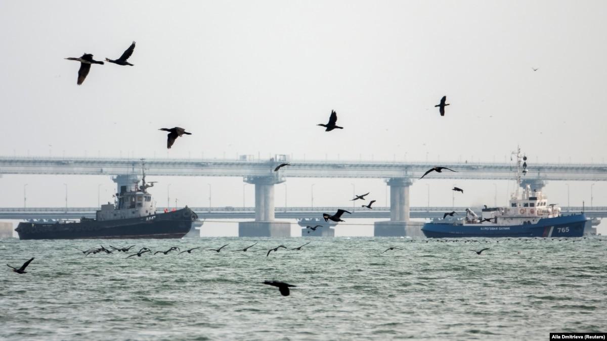 МИД о возвращении захваченных судов Россия должна «понести полную ответственность»