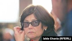 Изида Чаниа, журналист