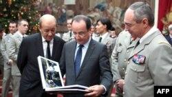 Presidenti i Francës, Fracois Hollande